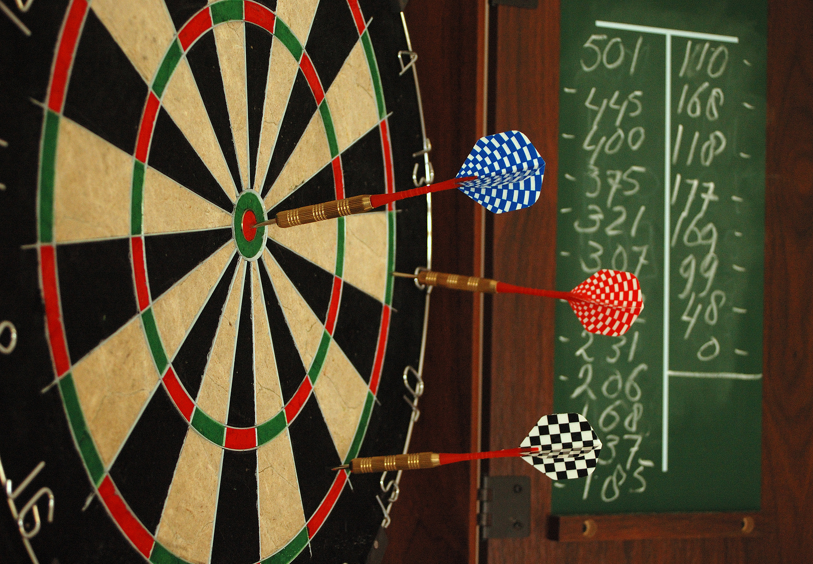 Let's Play Some Darts