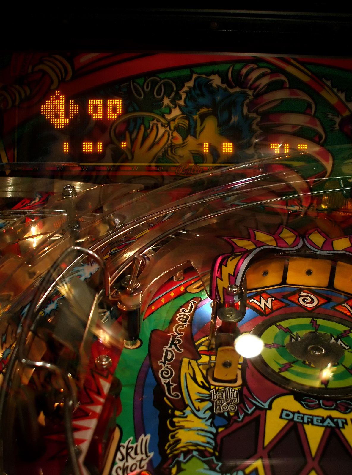 Pinball Machine for Arcade